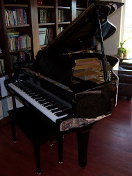 My New Piano!