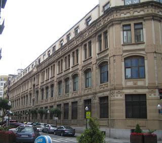 Fotos de arquitectura colegio calasancio - Colegio arquitectos bilbao ...