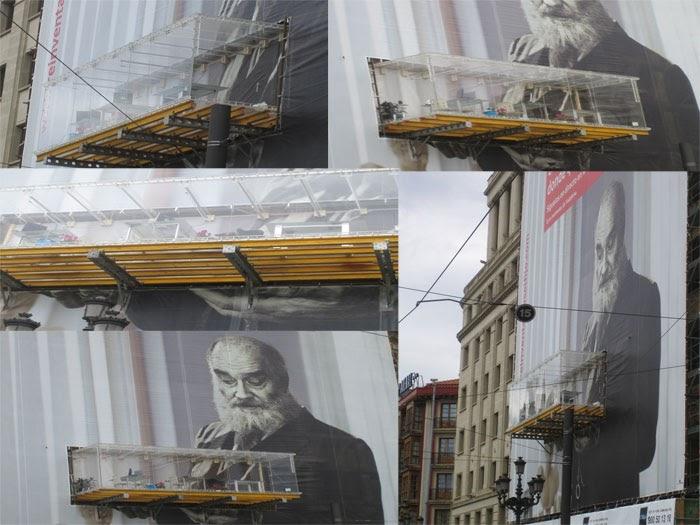 Fotos de arquitectura vodafone reta a la gravedad for Oficina vodafone empresas