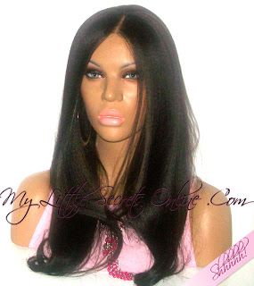 Coarse Hair, Long Hair: The Search for the Perfect Wig, Part 2