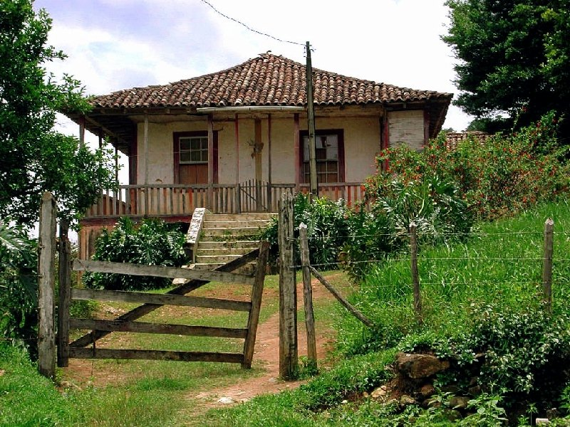 Gosto das coisas simples da vida casas de campo - Casas de campo baratas ...