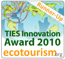 Innovation Leadership in Sustainable Tourism Award