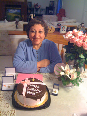 poems for your mom on her birthday. My mom celebrated her birthday
