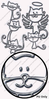 free chrome kitty preview Free Chrome Kitty Embellishments