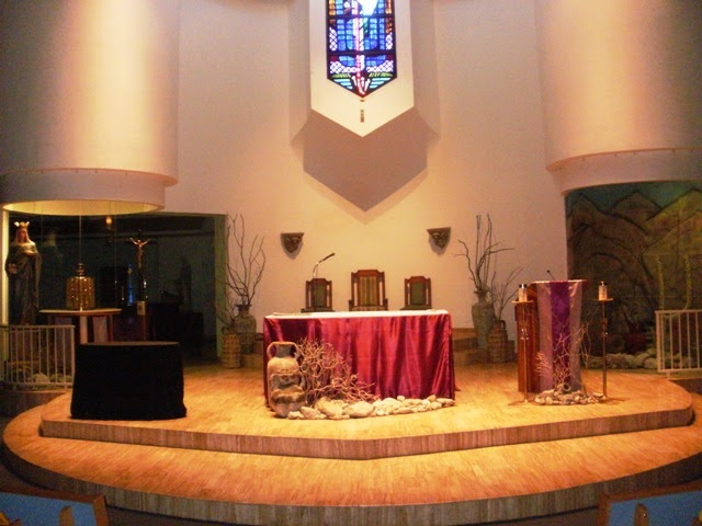 St elizabeth of hungary roman catholic church lenten for Home decor 86th street
