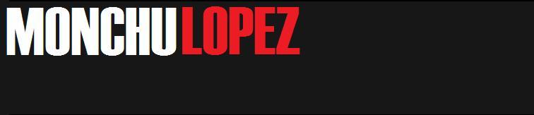 Monchu Lopez