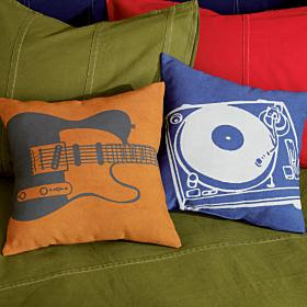 serendipity and spark: inner rockstar home decor!