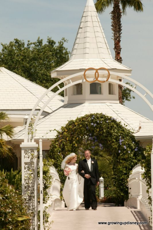Growing Up Disney Photo Flashback Disneys Wedding Pavilion