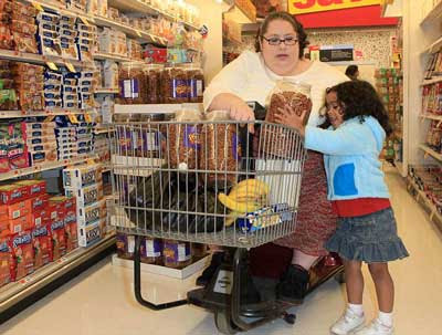 fattest woman in world. world#39;s fattest mother,