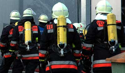Older Firefighters May Be More Resilient to Working in Heat
