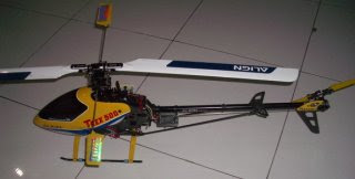 trex rc helicopter image