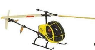 hughes 300 rc helicopter image