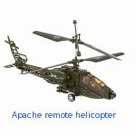 remote control apache helicopter image