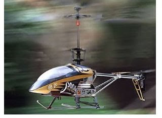 Alloy Shark Syma RC Helicopter Images