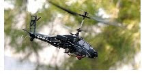 Colco Apache RC Helicopter images