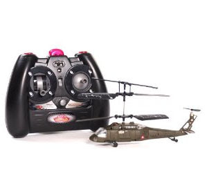 Syma S013 Black Hawk Mini RC Helicopter Images