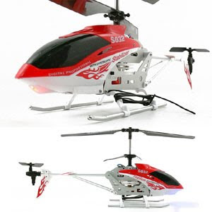 Syma S032 RC Helicopter Images