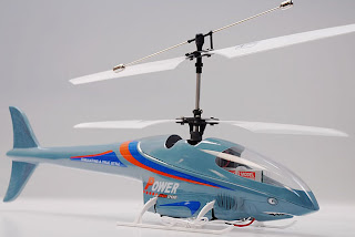 Shark Co-Axial RC Helicopter Images