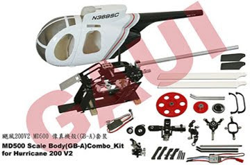md500 scale body rc helicopter kits images