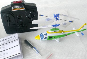 Infrared RC Mini Helicopter