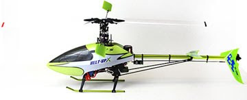 Belt CP X RC helicopter