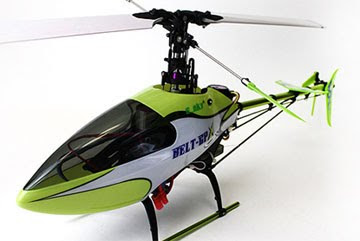 Belt CP X Remote Control Helicopter