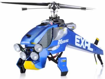 Exceed RC Robo Helicopter