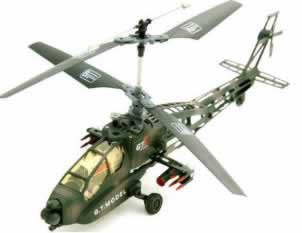 apache helicopter 4 channel remote control rtf