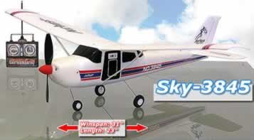 Sky-3845 trainer