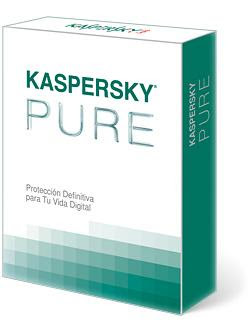 Kaspersky Pure v9.0.0.192 Final [Potente Antivirus] [Full - Español]