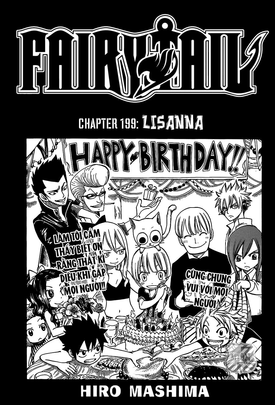 TruyenHay.Com - Ảnh 2 - Fairy Tail Chap 199