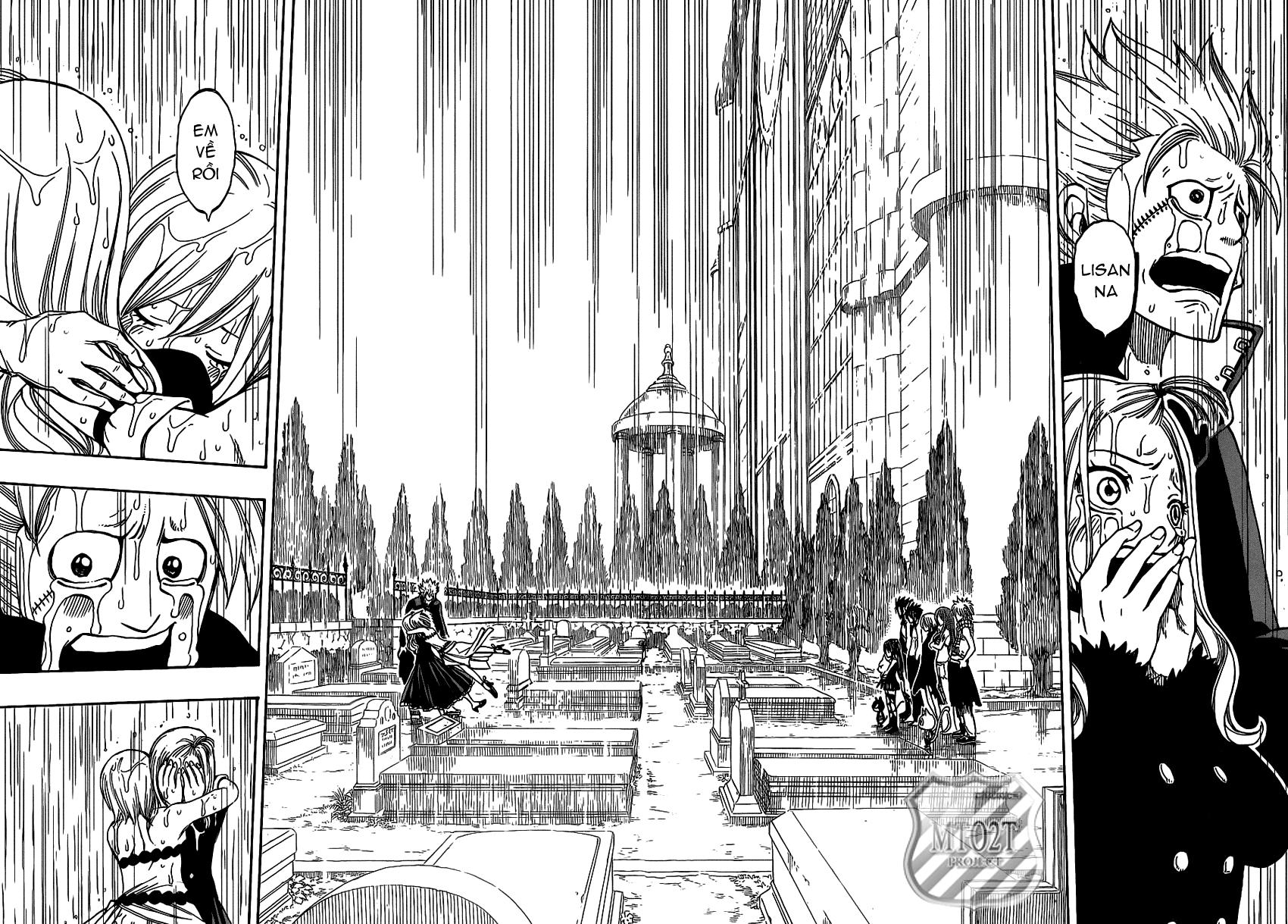 TruyenHay.Com - Ảnh 19 - Fairy Tail Chap 199