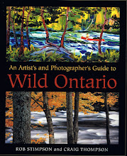 WILD ONTARIO BY ROB STIMPSON AND CRAIG THOMSON: MISHIBINIJIMA ARTICLE (p.112)