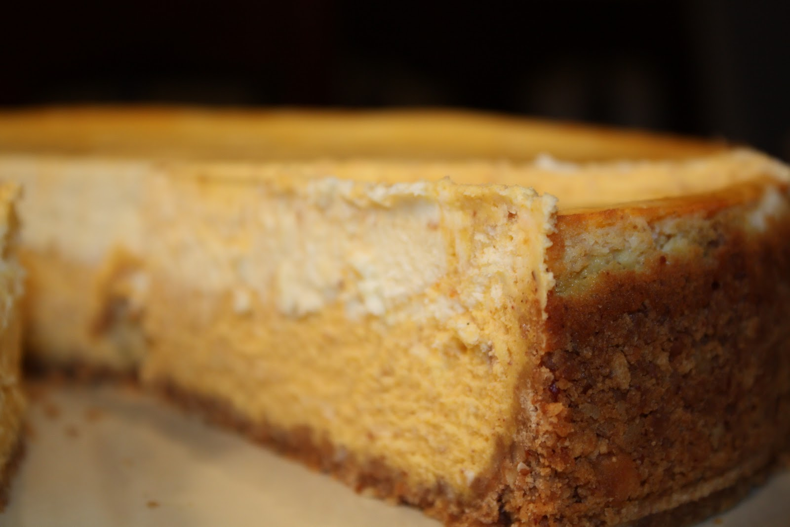 Marbled Pumpkin Cheesecake Recipes — Dishmaps