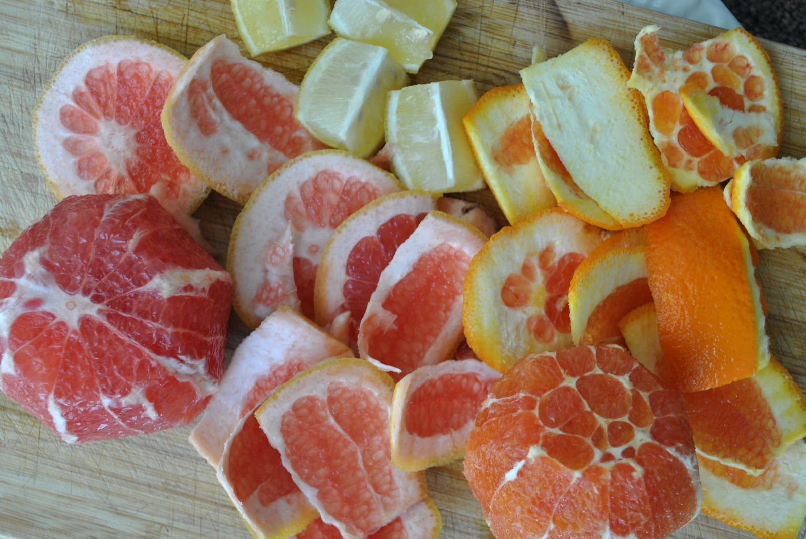 Fennel Citrus Salad with Shaved Pecorino Cheese