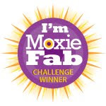 Moxie Winner Button