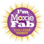 Moxie Winner Button