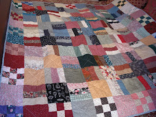 a quilt from Texas