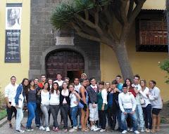 visita cultural, La Laguna 9/10/09