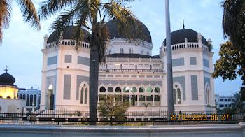 Mesjid Raya Medan