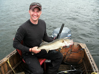 29 inch Trophy Walleye Fishing Canada