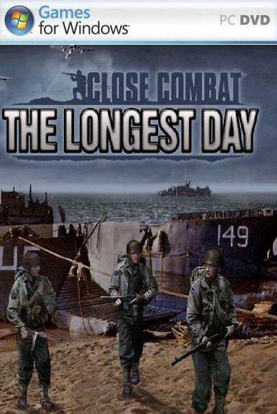 Close Combat: The Longest Day (2009/ENG) - JustGame.GE