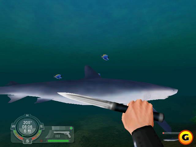 Tasty Blue #10 TOOTHY SHARK has EATEN the EARTH ... - YouTube