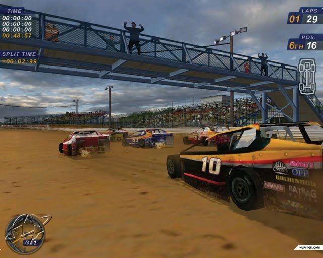 dirt racing games
