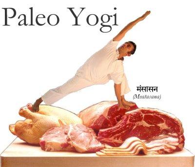 Paleo Yogi