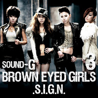 Brown Eyed Girls S.I.G.N.