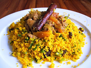 couscous opskrift marokkansk
