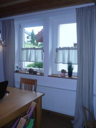 ruelliswelt vorh nge wie ist das bei euch. Black Bedroom Furniture Sets. Home Design Ideas