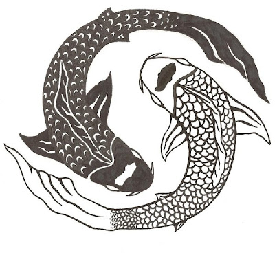 301 moved permanently for Koi fish yin yang tattoo
