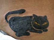 Marcadores: cobertura, gato preto, Inkuts tattoo art, tattoo